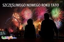 Szczęśliwego Nowego Roku Tato
