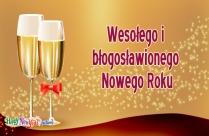 Wesołego I Zdrowego Nowego Roku