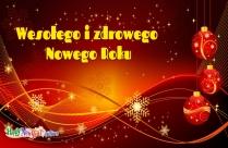 Szczęśliwego Nowego Roku Dla Wszystkich Moich Drogich Przyjaciół