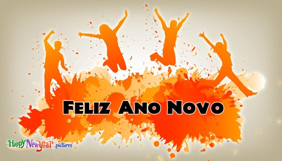 feliz Ano Novo Todos