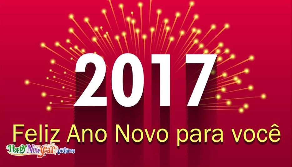 feliz Ano Novo Melhor Amigo