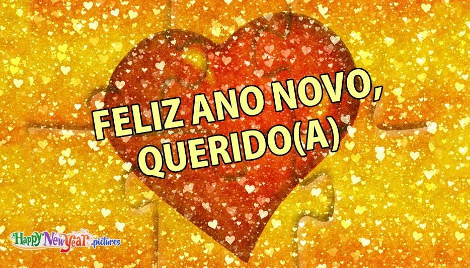 feliz Ano Novo Namorado