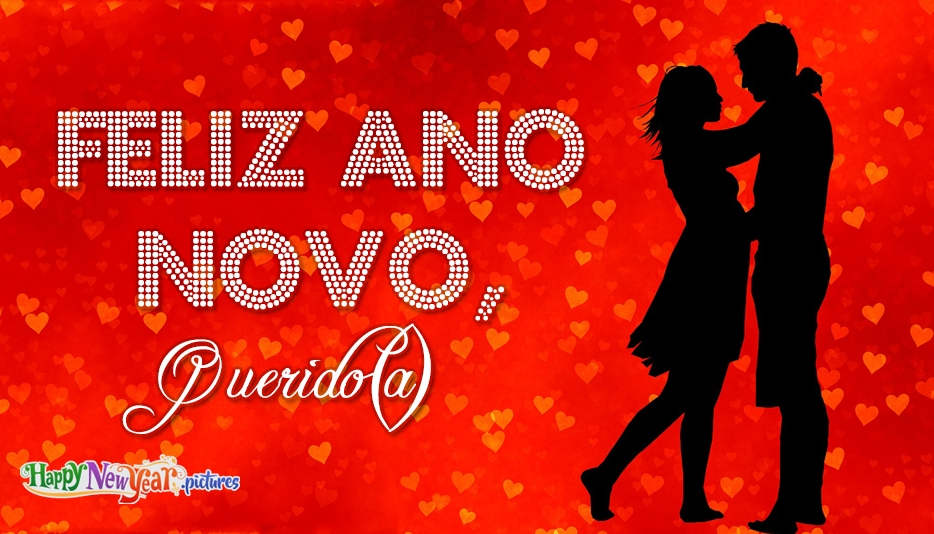 feliz Ano Novo Amante