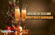 Desejos De Feliz Ano Novo Para