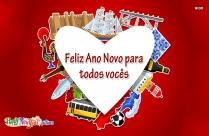 Feliz Ano Novo Para Todos