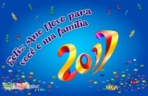 Feliz Ano Novo Para Você E Sua Família