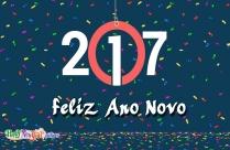 Imagem De Feliz Ano Novo 2017