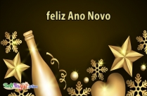 Papel De Parede De Feliz Ano Novo