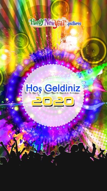 Hoş Geldiniz 2020