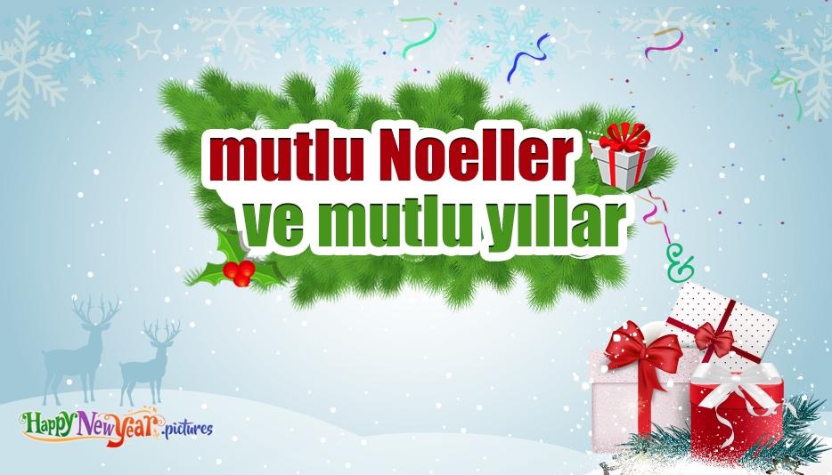 Mutlu Yıllar Noël