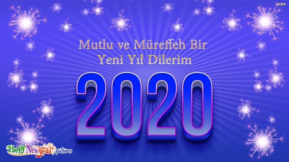 Mutlu Yıllar Yeni Yıl