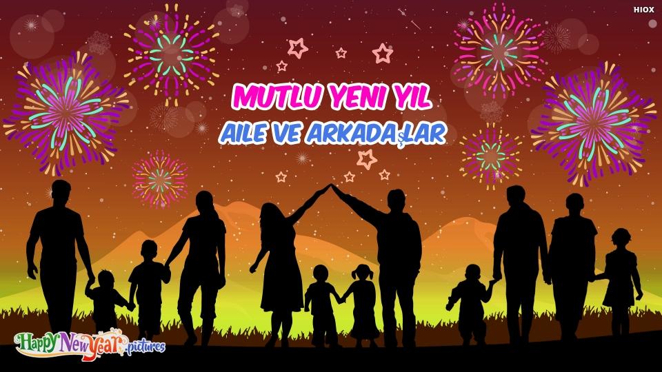 Mutlu Yıllar Yeni Yılınız Mutlu Olsun