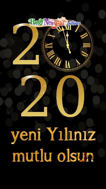 Mutlu Yeni Yıl Sevimli Arkadaşlar