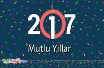 2017 Mutlu Yıllar Resmi