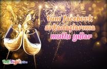 Tüm Facebook Arkadaşlarıma Mutlu Yıllar